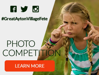 Great Ayton Village Fete Photo Competition
