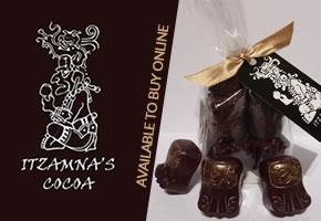 Itzamnas Cocoa in Great Ayton