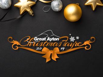 Great Ayton Christmas Fayre 2019