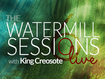 Great Ayton Watermill Sessions Live with King Creosote