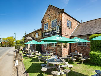 kings head inn restaurant in great ayton