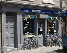 NRG Cycles Great Ayton