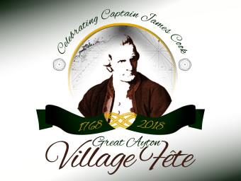 Great Ayton Village Fete 2018 logo