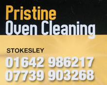 Pristine Oven Cleaning Stokesley