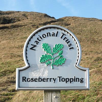 Roseberry Topping National Trust