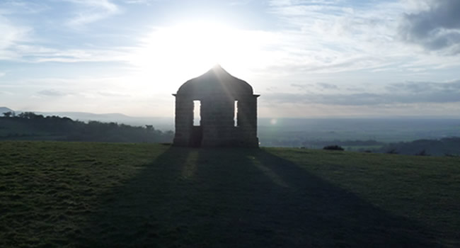 Shooting Hut at Roseberry Topping