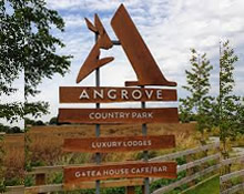 The Angrove Park Luxury Lodges
