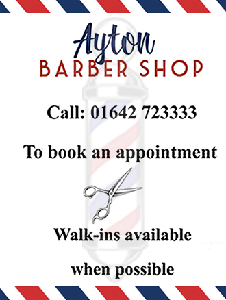 Ayton Barber Shop Great Ayton - Book an appointment