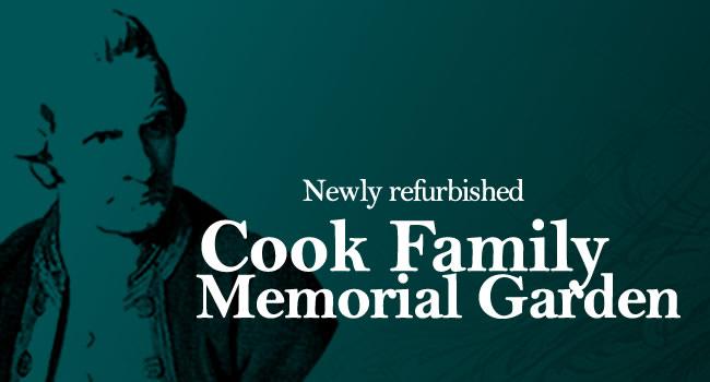 Cook Family Memorial Garden