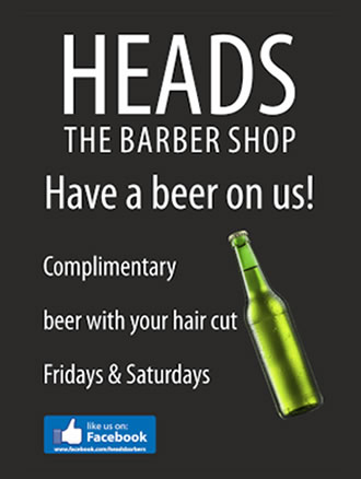 Heads Barbers in Great Ayton
