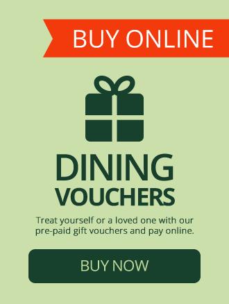 Joplins Restaurant Dining Vouchers