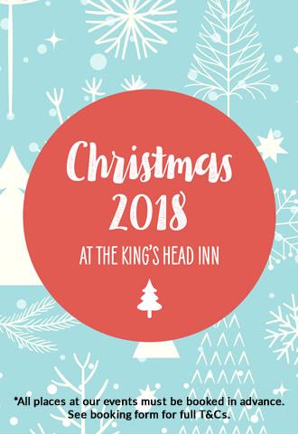 Celebrate Christmas at King's Head Inn Great Ayton