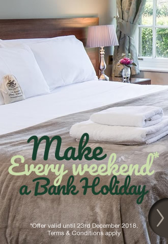 Make every weekend a Bank Holiday at King's Head Inn Great Ayton