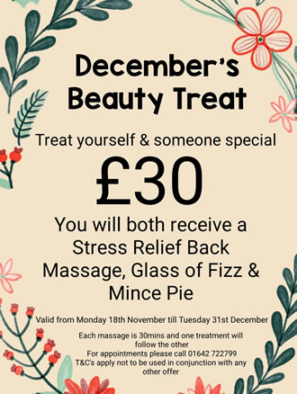 Watkins Wright December Beauty Offer