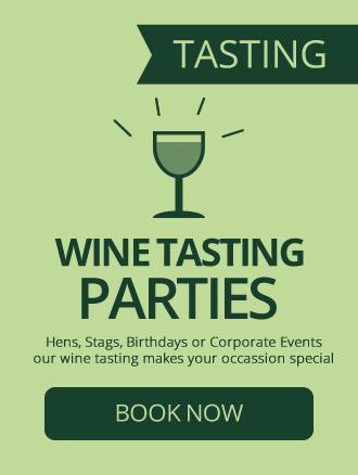 Sharman Wines Tasting Party Ad