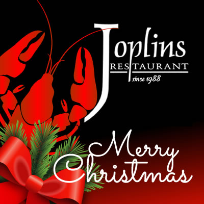 Merry Christmas Wine & Dine at Joplins on Great Ayton Marketplace