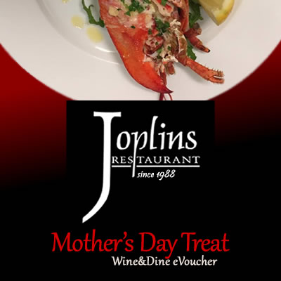Mother's Day Treat - Wine & Dine eVoucher on Great Ayton Marketplace