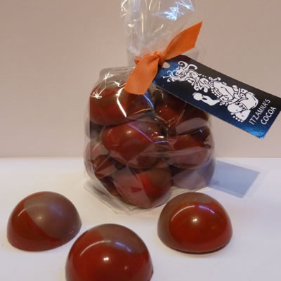 Orange Truffles on Great Ayton Marketplace