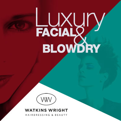 Luxury Facial & Blowdry eGift Voucher on Great Ayton Marketplace
