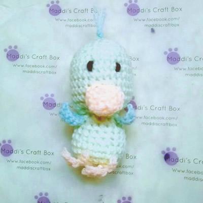 Crochet Duckling