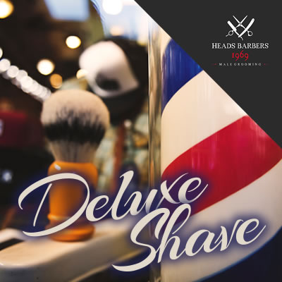 Deluxe Shave Package eGift Voucher on Great Ayton Marketplace