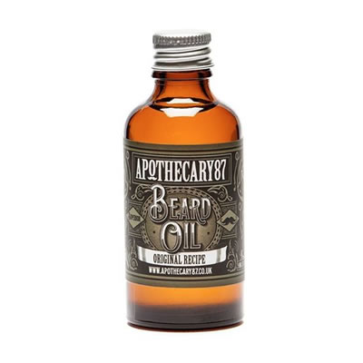 Apothecary87 - Original Recipe Beard Oil