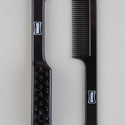 Proraso Moustache comb & Beard brush set on Great Ayton Marketplace