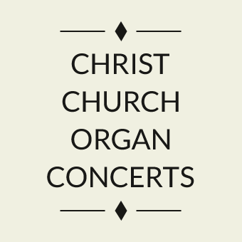 Christ Church Organ Concerts logo
