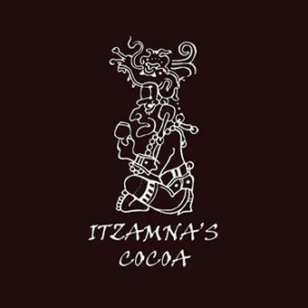 Itzamna's Cocoa logo