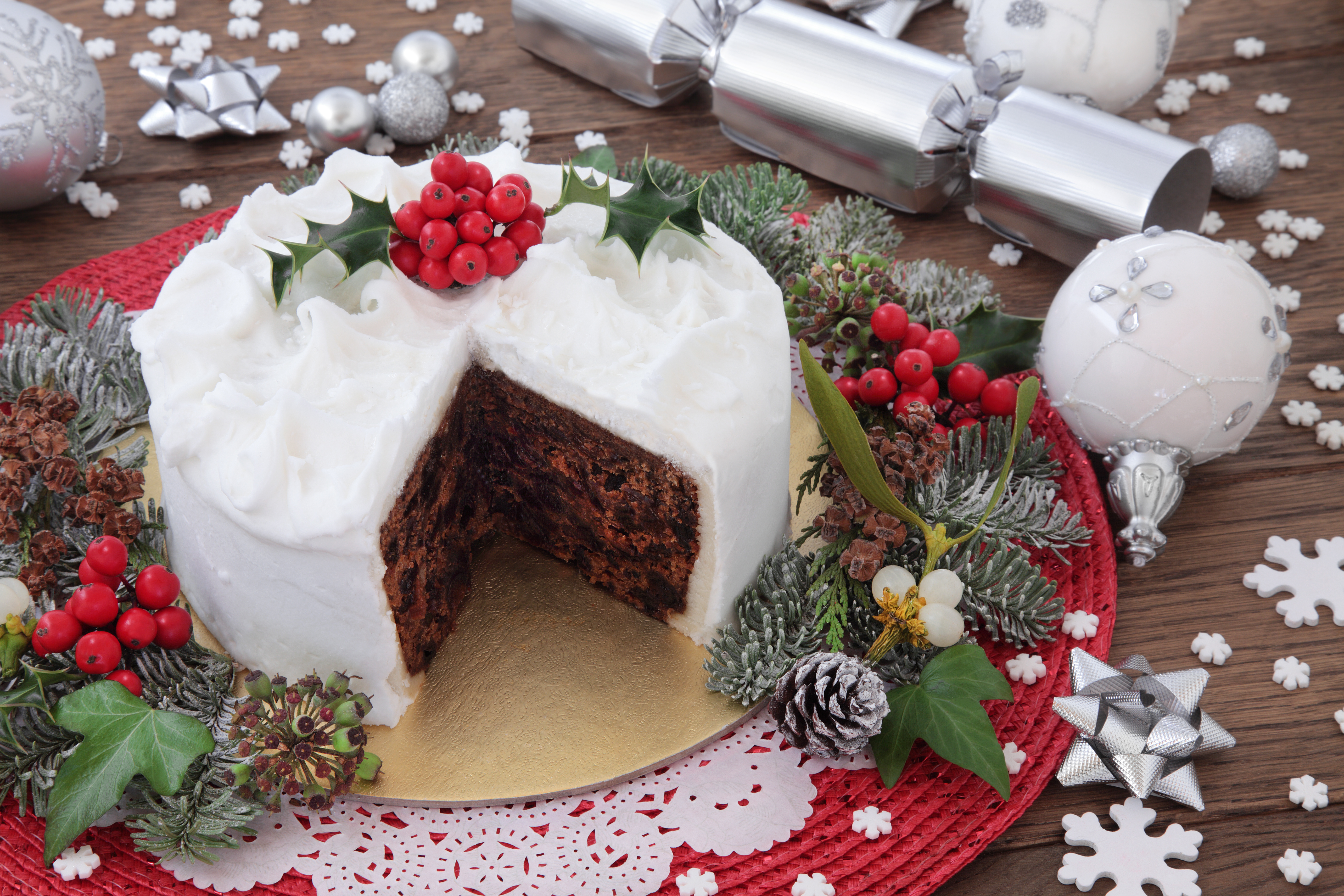 great-ayton-christmas-cake-fundraiser