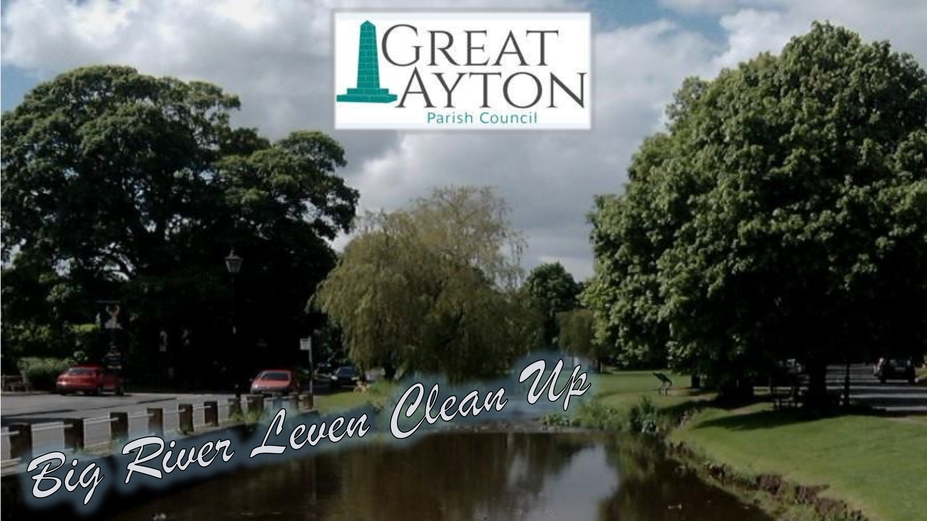 great-ayton-the-big-river-leven-clean-up