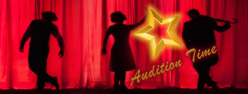 Great Ayton Dramatic Society winter production auditions