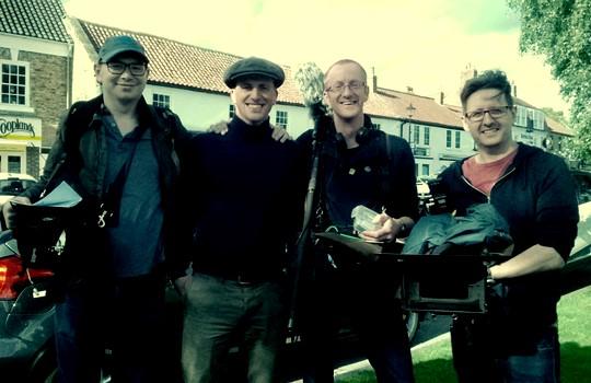 ReefTV Film Crew