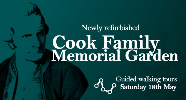 great-ayton-cook-cottage-memorial-garden-reopening