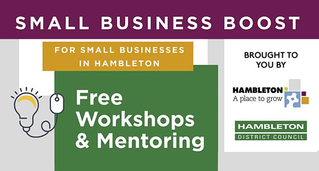 great-ayton-hambleton-small-business-boost-workshop-masterclass